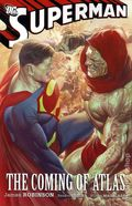 Superman The Coming of Atlas TPB (2009 DC) 1-1ST