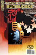 Transformers Bumblebee (2009 IDW) 4B