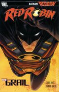 Red Robin The Grail TPB (2010 DC) 1-1ST