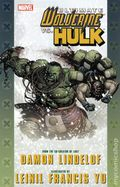 Ultimate Wolverine vs. Hulk TPB (2010 Marvel) 1-1ST