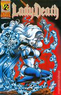 Lady Death (1994) Wizard 1/2 1/2GOLD