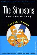 Simpsons and Philosophy SC (2001) 1-1ST