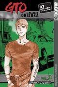 GTO GN (2002-2005 Tokyopop Digest) 3-1ST