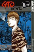 GTO GN (2002-2005 Tokyopop Digest) 8-1ST