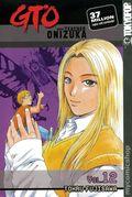 GTO GN (2002-2005 Tokyopop Digest) 12-1ST