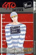GTO GN (2002-2005 Tokyopop Digest) 19-1ST