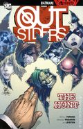 Outsiders The Hunt TPB (2010) 1-1ST