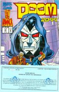 Doom 2099 (1993) 14LTSIGNED