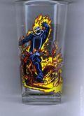 Toon Tumblers Marvel Comics Pint Glasses (2010) GHSTRD-B