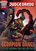 Judge Dredd The Scorpion Dance TPB (1999 DC/2000 AD) 1-1ST