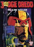 Judge Dredd Muzak Killer GN (2002 Titan/2000 AD) 1-1ST