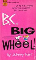 B.C. Big Wheel PB (1962 Fawcett Gold Metal) 1-1ST