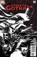 Batman Streets of Gotham (2009) 12