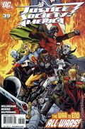 Justice Society of America (2006-2011 3rd Series) 39
