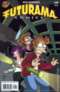Futurama Comics (2000 Bongo) 49