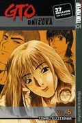 GTO GN (2002-2005 Tokyopop Digest) 6-REP