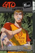 GTO GN (2002-2005 Tokyopop Digest) 11-REP