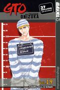 GTO GN (2002-2005 Tokyopop Digest) 19-REP