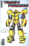Transformers (2009 IDW) 5C