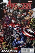 Avengers Assemble (2010) 1
