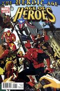 Age of Heroes (2010 Marvel) 1A