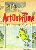 Art Out of Time Unknown Comics Visionaries HC (2006) 1-1ST