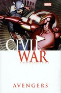 Civil War Avengers HC (2010 Marvel) 1-1ST