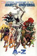 Official Handbook of the Marvel Universe A-Z HC (2008-2010 Marvel) 14-1ST
