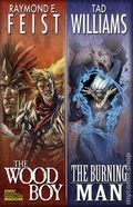 Wood Boy/The Burning Man TPB (2005 Double Feature) 1-1ST