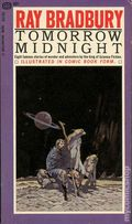 Tomorrow Midnight PB (1966 Ballantine Books) By Ray Bradbury 1-1ST