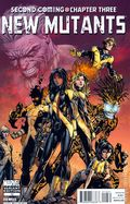 New Mutants (2009 3rd Series) 12C