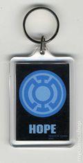DC Comics Key Chain (1982-Present) BLUE