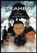 Steamboy Ani-Manga TPB (2005-2006) 1-1ST