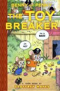 Benny and Penny in The Toy Breaker HC (2010) 1-1ST