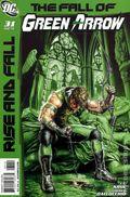 Green Arrow Black Canary (2007) 31C