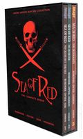 Sea of Red The Complete Series TPB SET with Slipcase (2010 Image) SET-01