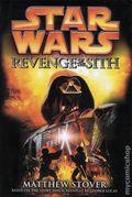 Star Wars Revenge of the Sith HC (2005 A Del Rey Novel) 1B-1ST