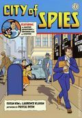 City of Spies GN (2010 First Second Books) 1-1ST