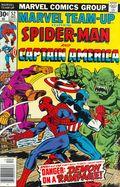 Marvel Team-Up (1972 1st Series) Mark Jewelers 52MJ