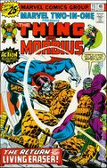 Marvel Two-in-One (1974 1st Series) Mark Jewelers 15MJ