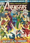 Avengers (1963 1st Series) Mark Jewelers 114MJ