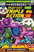 Marvel Triple Action (1972) Mark Jewelers 17MJ