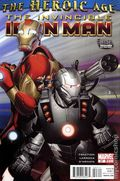 Invincible Iron Man (2008) 27A