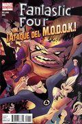 Fantastic Four in Ataque del Modok (2010) 1