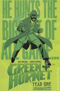 Green Hornet Year One (2010 Dynamite) 3A