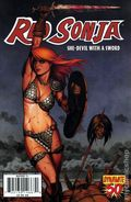 Red Sonja (2005 Dynamite) 50A