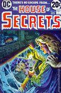 House of Secrets (1956 1st Series) Mark Jewelers 110MJ