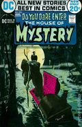 House of Mystery (1951-1983 1st Series) Mark Jewelers 205MJ