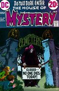 House of Mystery (1951-1983 1st Series) Mark Jewelers 208MJ