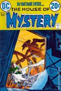 House of Mystery (1951-1983 1st Series) Mark Jewelers 212MJ